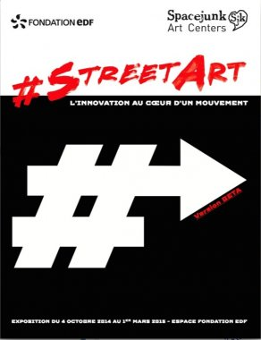 #StreetArt L'innovation au coeur d'un mouvement
